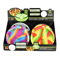 Smokezilla Silicone Spike Ashtray Display | Wholesale Distributor